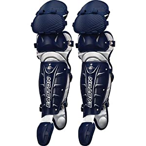 Easton Adult Stealth Speed Leg Guards, Navy
