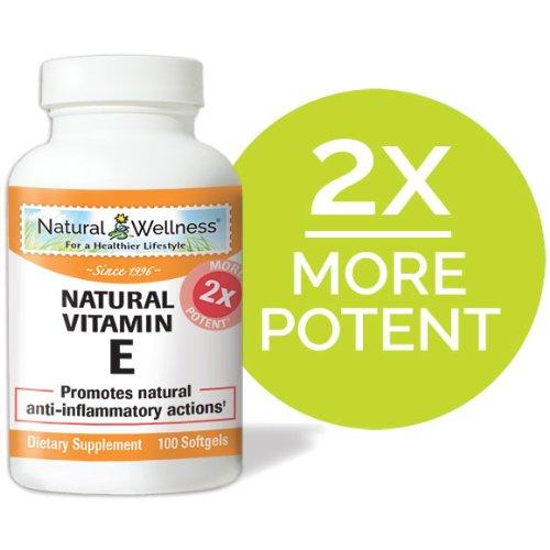Best Form Of Natural Vitamin E Tocopherols