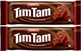 Arnott's Tim Tam Biscuits 200g (2 Pack) (Made in Australia) [Amazon Prime] (Original)