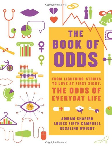 The Book Of Odds: From Lightning Strikes To Love At First Sight, The Odds Of Everyday Life