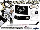 Sidney Crosby Autographed Stick - COMPOSITE w #Y64555 - JSA Certified - Autographed NHL Sticks