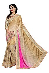 coolwomen women's silk embroidered free size fancy saree-cw_NMD2A208_yellow_free size