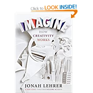 Imagine: How Creativity Works