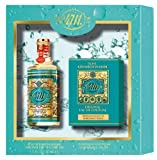 4711 ORIGINAL EAU DE COLOGNE 50ml & Refreshing Tissues Gift Set