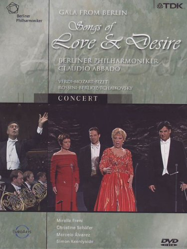 Songs of Love and Desire Gala from Berlin. [DVD]