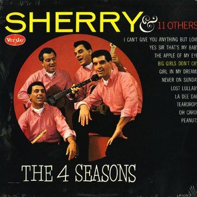 Frankie Valli &Amp; The Four Seasons - Sherry & 11 Others (Classic Album Remastered) - Zortam Music