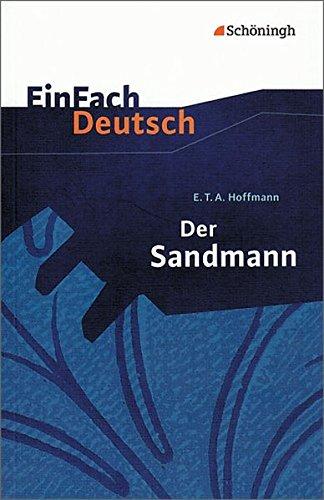Einfach Deutsch: Der Sandmann (German Edition)