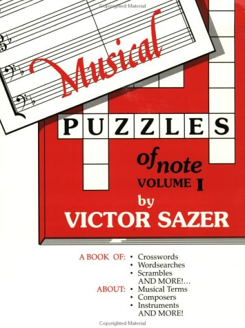Musical Puzzles of Note: 002