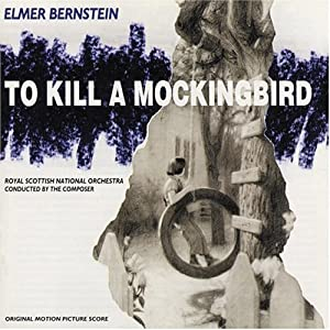 Bernstein To Kill A Mockingbird Import by Varese Sarabande