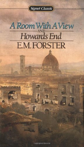 "Places of ""Room with a View (1908)"" by E.M. Forster"