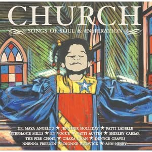 Amazon.com: Various Artists: Church - Songs of Soul and Inspiration