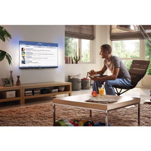 fernseher g nstig kaufen philips 47pfl6907k 12 119 cm 47 zoll ambilight 3d led backlight. Black Bedroom Furniture Sets. Home Design Ideas