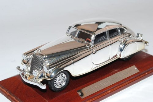 Pierce Arrow Silver Chrom 1/43 Modellcarsonline Sonderangebot Modell Auto