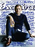 Esquire August 2011 Daniel Craig/James Bond 007 & Cowboys & Aliens on Cover, Helen Mirren: What I've Learned, Hayley Atwell