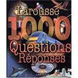 1000 questions-r�ponsespar Sarah Reed