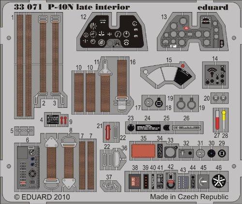 eduard-photoetch-zoom-132-p-40n-warhawk-late-interior-sa-hasegawa