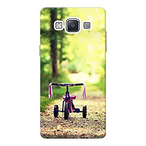 Inkif Printed Designer Case For Samsung Galaxy A5 Multi-Coloured