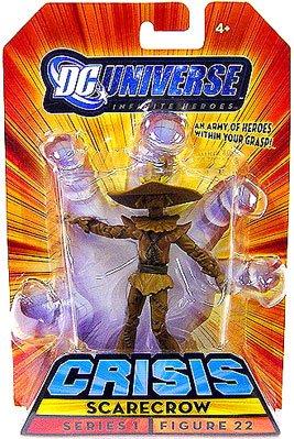 Picture of Mattel DC Universe Infinite Heroes Crisis Series 1 Action Figure #22 Scarecrow (B001P44QQO) (Mattel Action Figures)