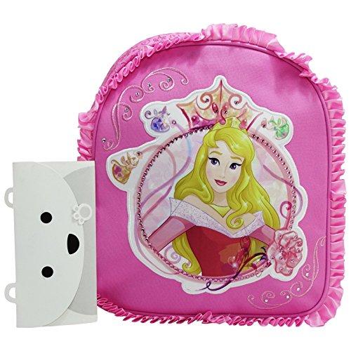 Disney Principessa Aurora La bella Addormentata nel Bosco Zaino Asilo