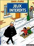 echange, troc Hergé - Quick et Flupke, tome 1 : Jeux interdits