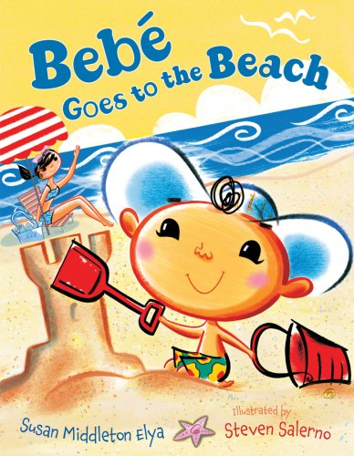 Beb&#233; goes to the Beach