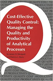 Amazon.com: Cost-Effective Quality Control: Managing the