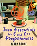img - for Java  Essentials for C and C++ Programmers book / textbook / text book