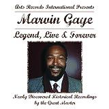 echange, troc Marvin Gaye - Legend, Live & Forever