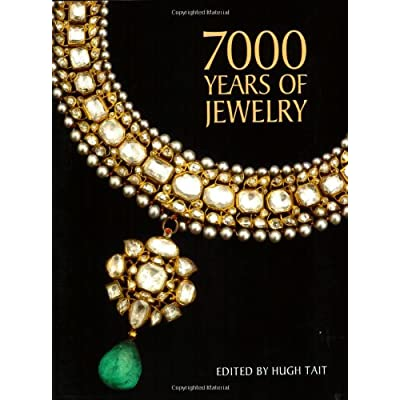 7000 Years of Jewelry (9781554073955): Hugh Tait: Books