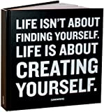 Creating Yourself Journal - from Quotable Cards