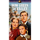 How Green Was My Valley [VHS] ~ Walter Pidgeon