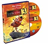 The Lion King 3: Hakuna Matata (Special 2-Disc Set) [DVD] [2004]