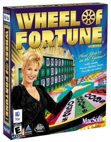Wheel Of Fortune - Mac