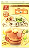 はくばく 大麦と野菜のホットケーキミックス (150g×2P)×6個