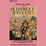 Hollywood Anecdotes | Paul F. Boller,Ronald L. Davis