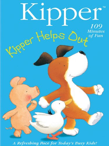 514SC0DZqnL. SL500  Kipper: Kipper Helps Out