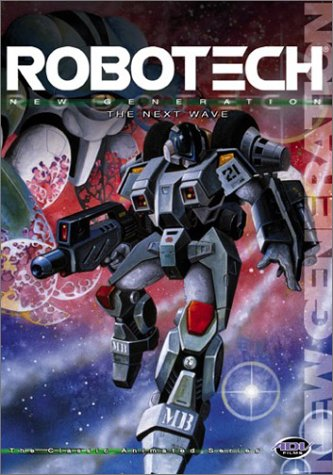 Robotech - The Next Wave (Vol. 11)
