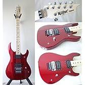 Killer キラー エレキギター KG-SERPENT DR