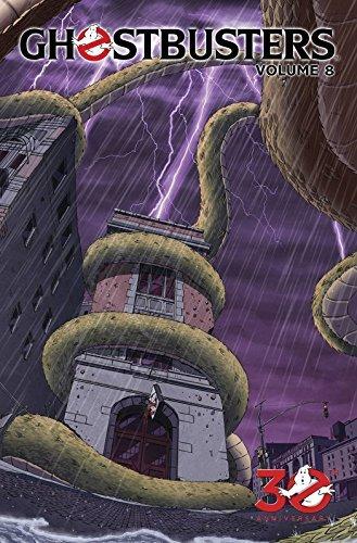 Ghostbusters Volume 8: Mass Hysteria Part 1 by Erik Burnham (2014-08-19)