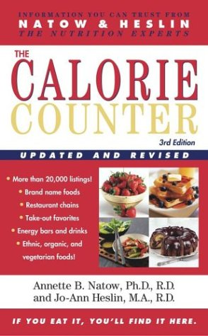 The Calorie Counter: 3rd Edition
