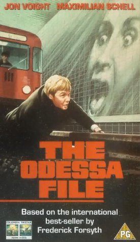 The Odessa File [VHS] [UK Import]