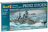 Cruiser Prinz Eugen Model Kit
