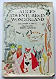 Alice's adventures in Wonderland & Through the looking glass (080523716X) by Mervyn Peake