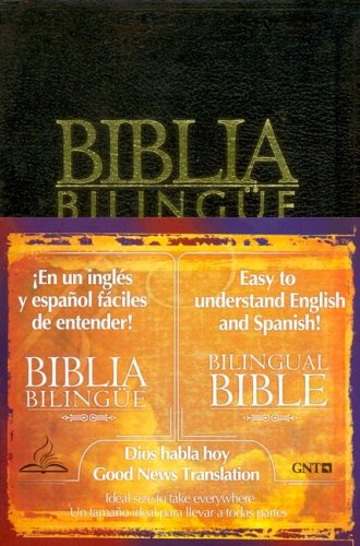 Spanish-English Bilingual Bible-PR-VP/GN-Prote... (Spanish Edition)