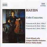 Haydn: Cello Concertos Nos. 1, 2 and 4