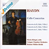 Haydn: Cello Concertos Nos. 1, 2 and 4