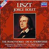 Liszt: Piano Works Vol.1 - La Campanella/Mephisto Waltz No.1 etc.