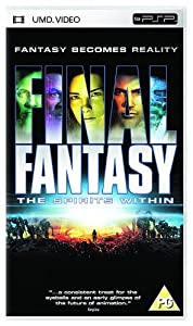 Final Fantasy: the Spirits Within [UMD pour PSP]