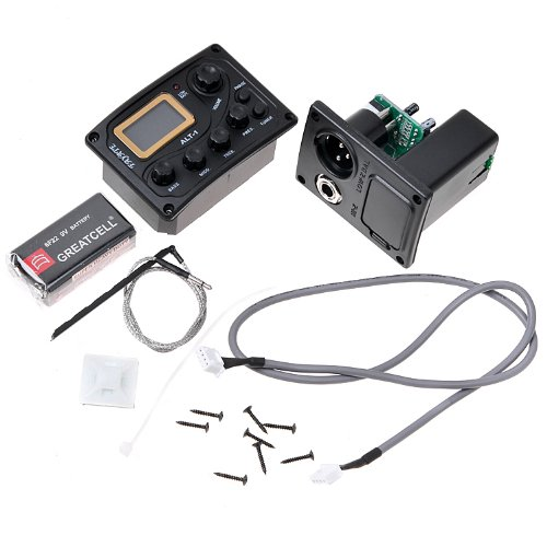 new-4-band-eq-equalizer-piezo-pickup-chromatic-tuner-for-acoustic-classical-guitar-no-battery