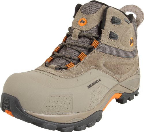 Merrell Men's Whiteout XT6 Waterproof,Boulder,10 M US